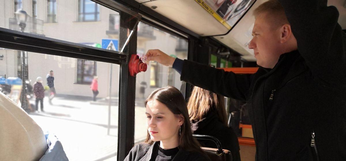 Что удивило в барановичских автобусах и маршрутках брестчанку, приехавшую в наш город