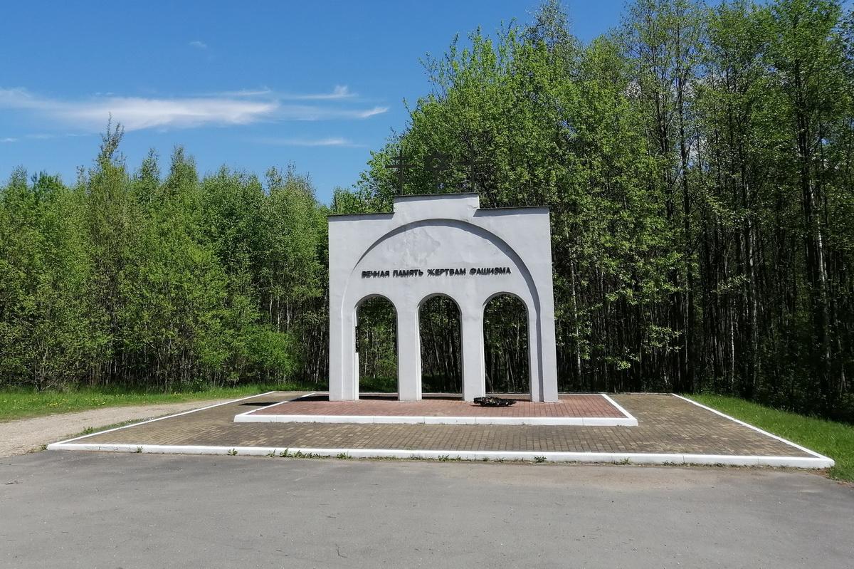 Мемориал в Колдычево. Фото: Андрей БОЛКО