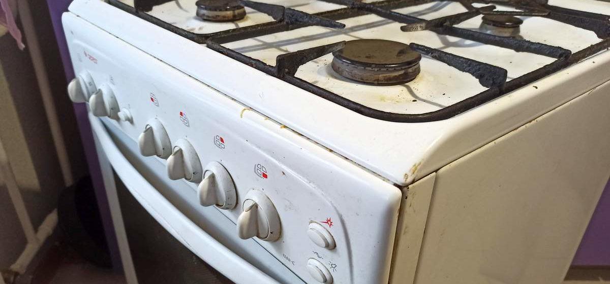 У жителя Барановичей украли несколько газовых плит