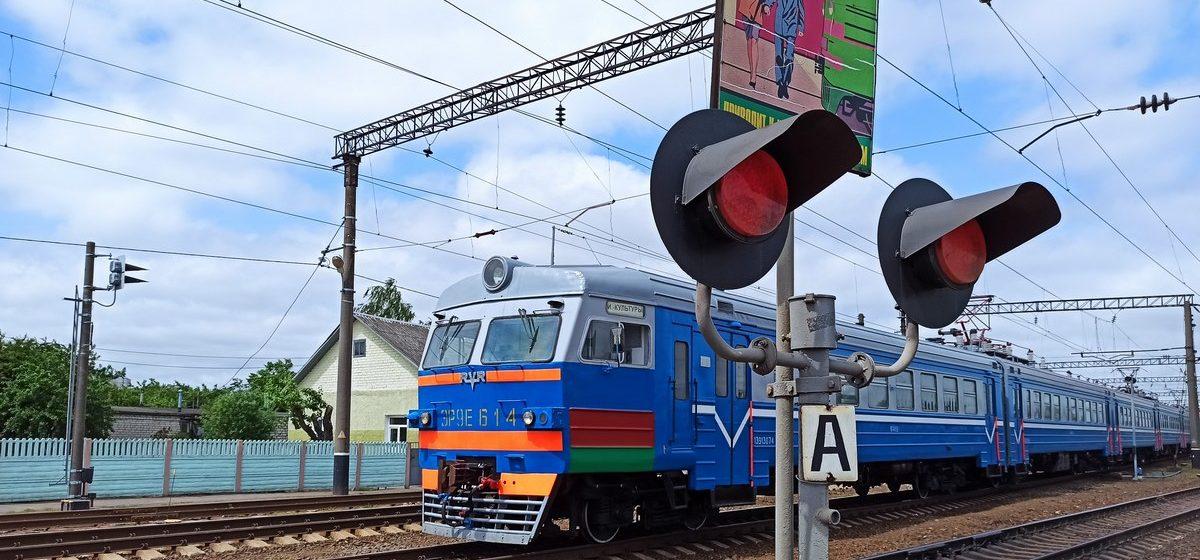 20-летняя девушка попала под поезд в Сморгонском районе