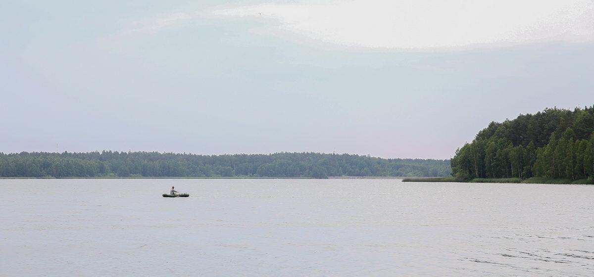 Клевое озеро, или Как я впервые ездила на рыбалку*