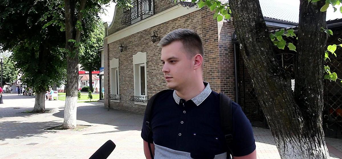 «В нашей стране ничего другого и не ожидала». Как жители Барановичей относятся к задержанию Виктора Бабарико? Видео