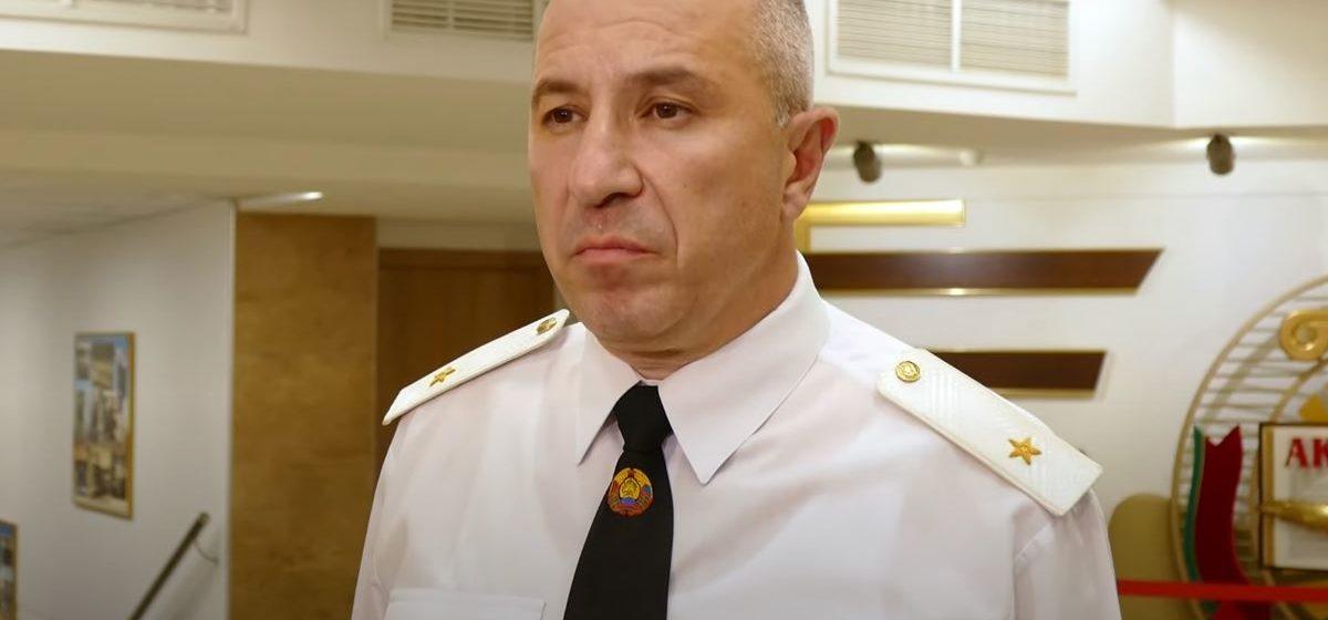 Министр МВД извинился за действия своих сотрудников