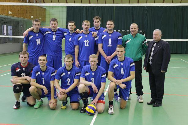Волейбольный клуб «Локомотив» в 2015 году. Фото: Intex-press