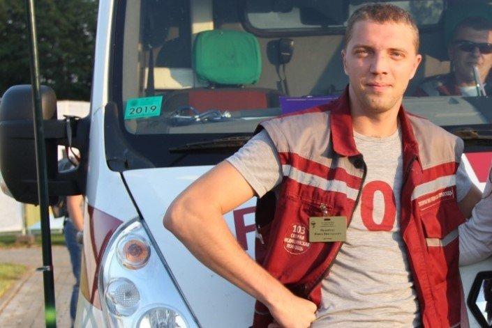 Уволенному фельдшеру из Лиды за 5 часов собрали более 10000 рублей