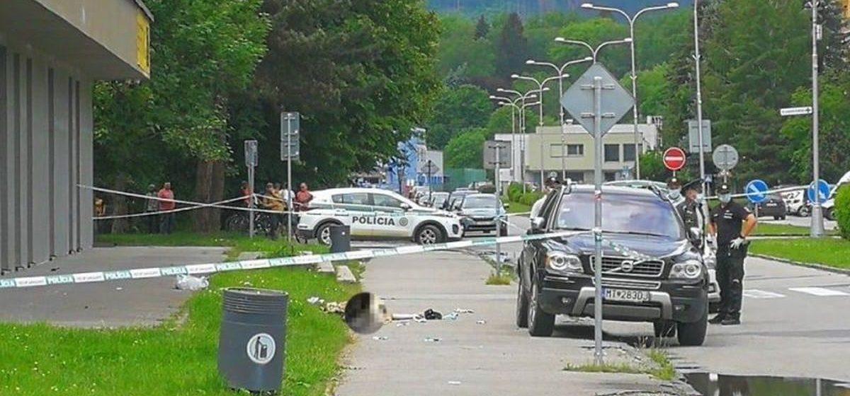 В Словакии 22-летний мужчина напал на школу. Есть погибшие и раненые, среди них дети