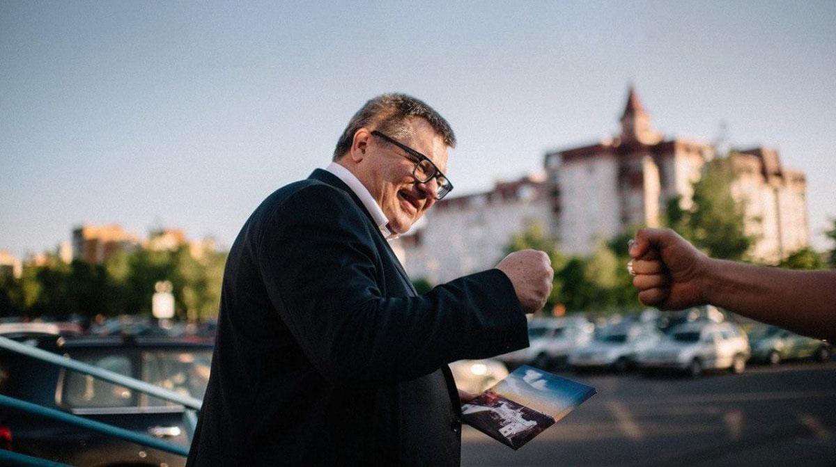 Виктор Бабарико. Фото: babariko.by
