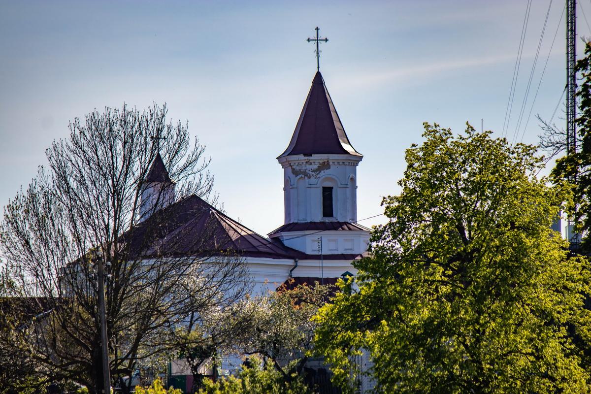 Костел Пресвятой Девы Марии. Фото: Андрей БОЛКО