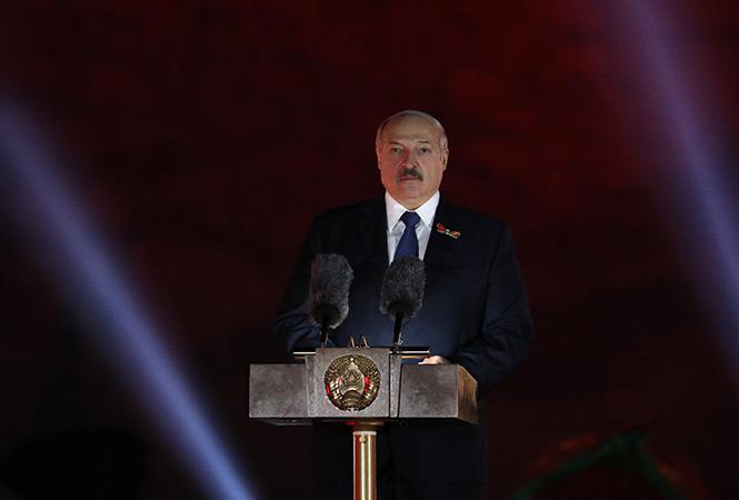 Лукашенко про Брест: Я знал каждую улочку того советского города, исходил здесь каждый квадратный метр