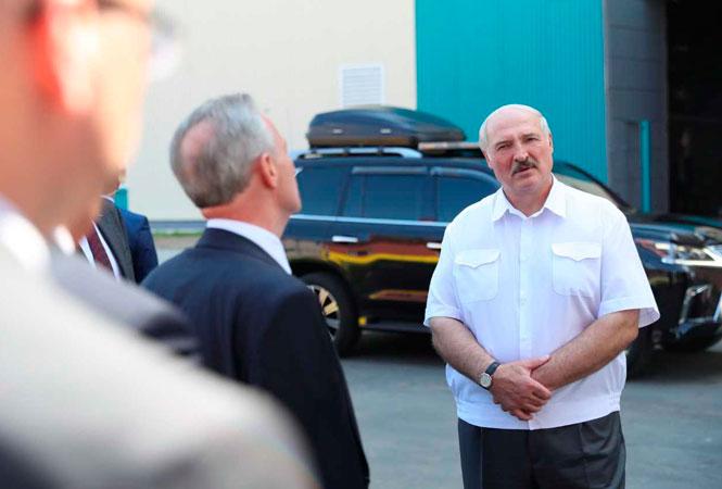 «Да, я дал сигнал с Тихановским. Я что-то не так делал?» Лукашенко — о выборах и соперниках