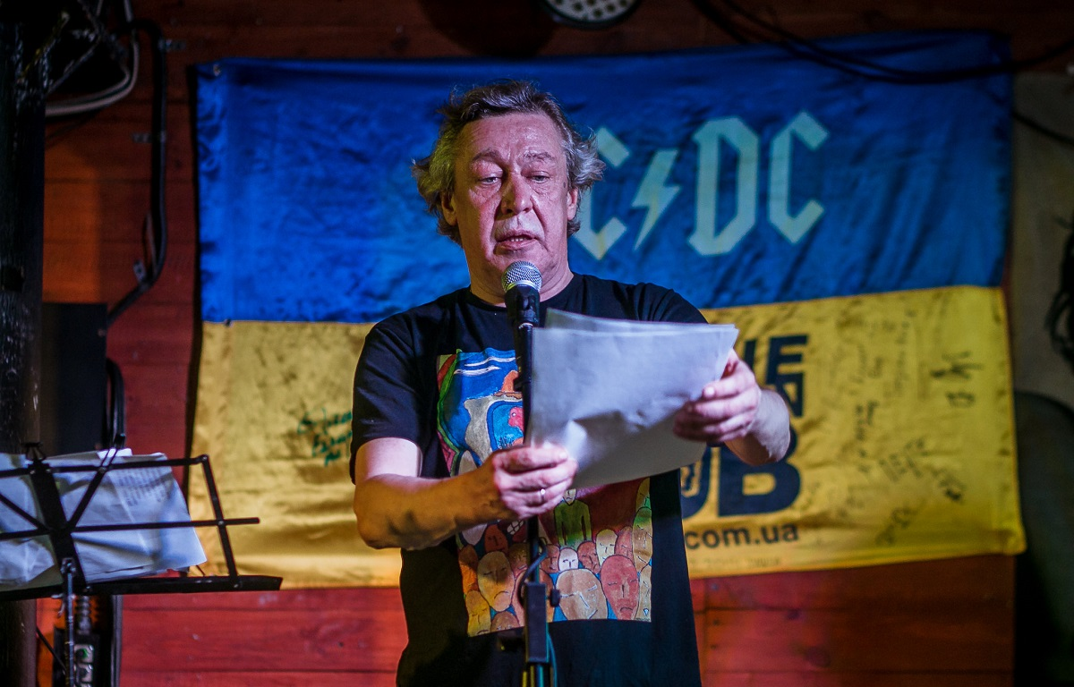 Михаил Ефремов. Фото: Flickr / Oli Zitch