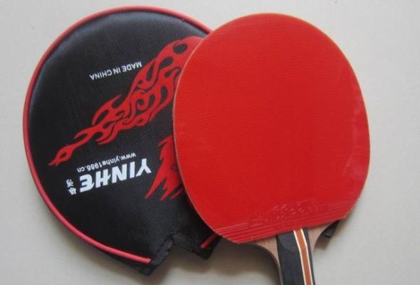 Правильно выбрать ракетку настольного тенниса