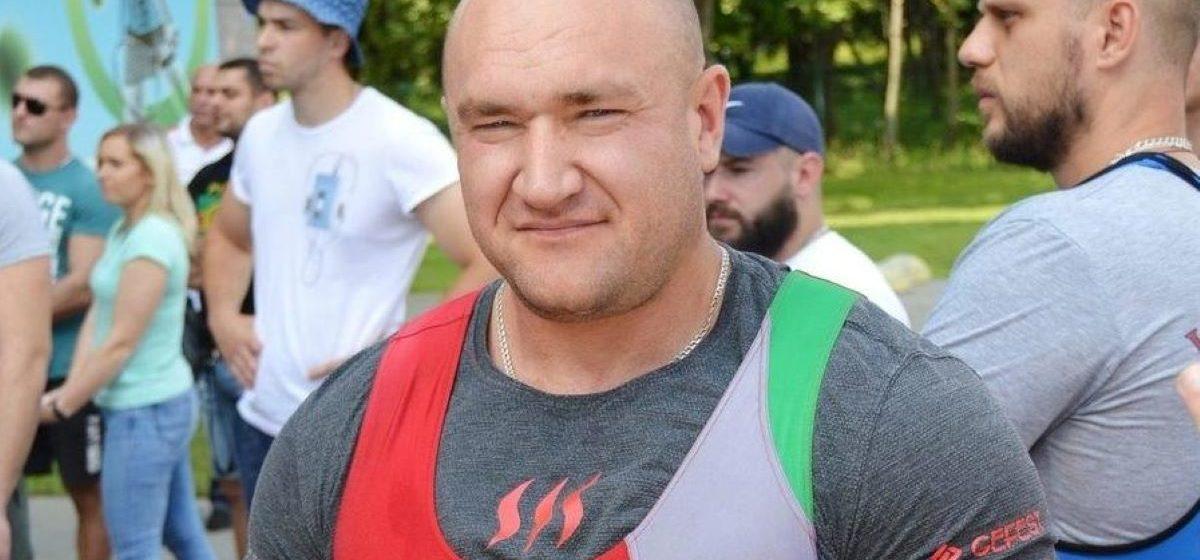 Мастер спорта Беларуси по пауэрлифтингу из Бреста Сергей Кузнецов умер от коронавируса