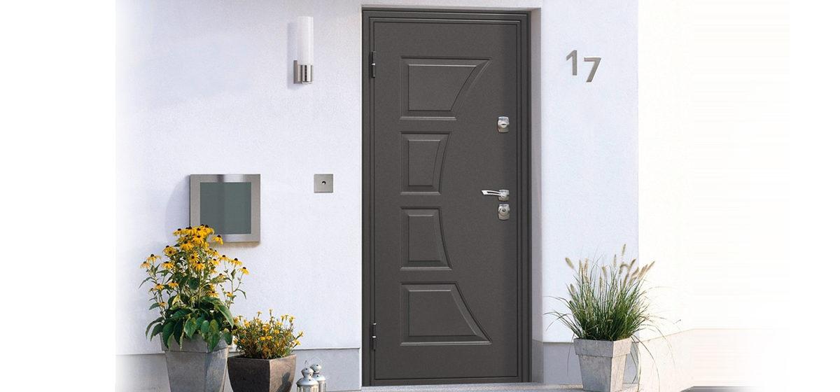 Выбираем входную дверь за 4 шага: как защитить квартиру от взлома*