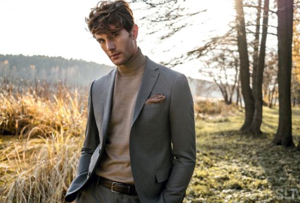Как выбрать пиджак для мужчин?