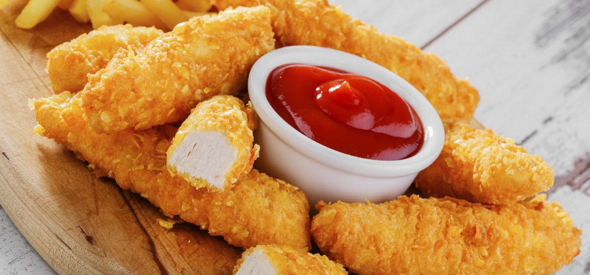 Вкусно и просто. Куриные палочки