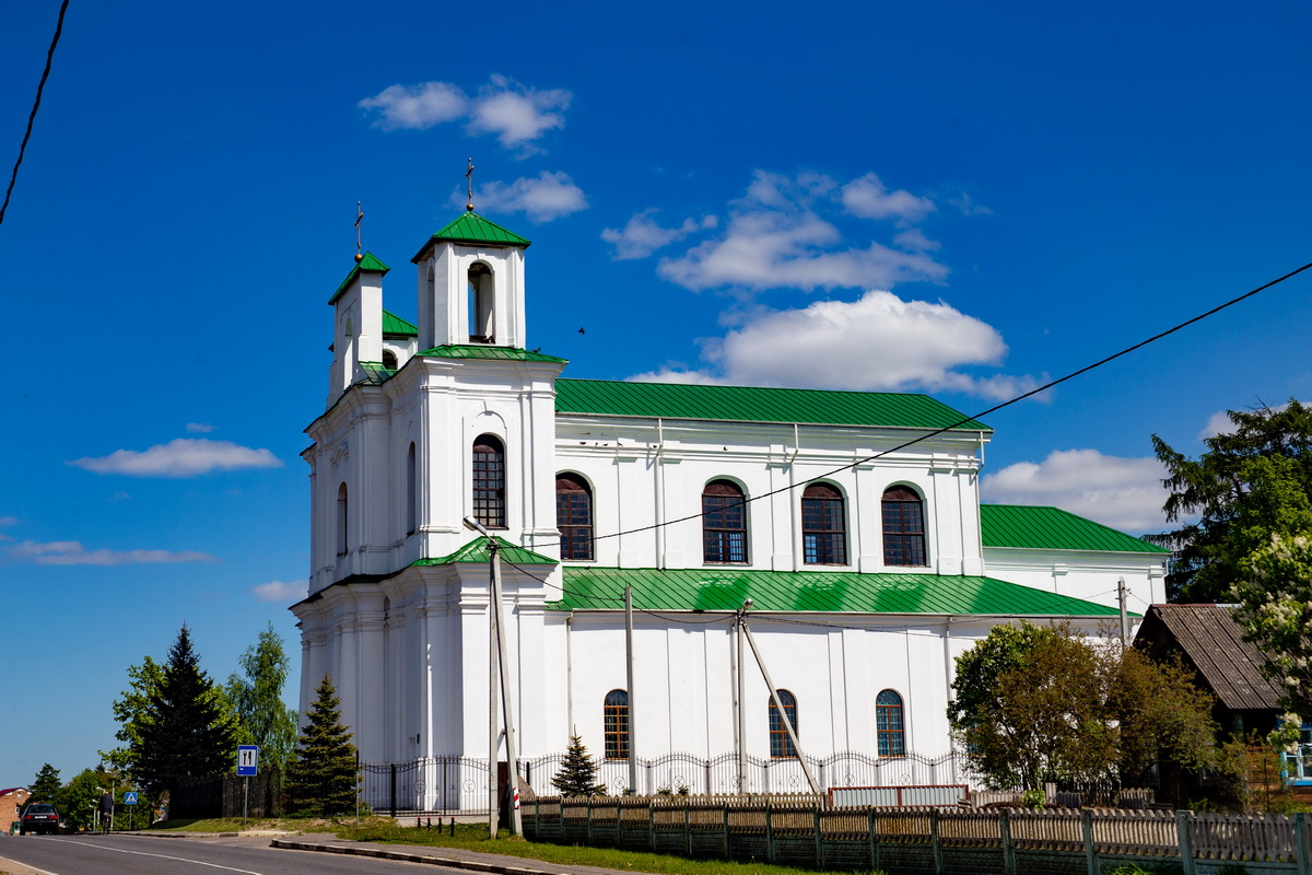 Церковь Святого Александра Невского. Фото: Андрей БОЛКО
