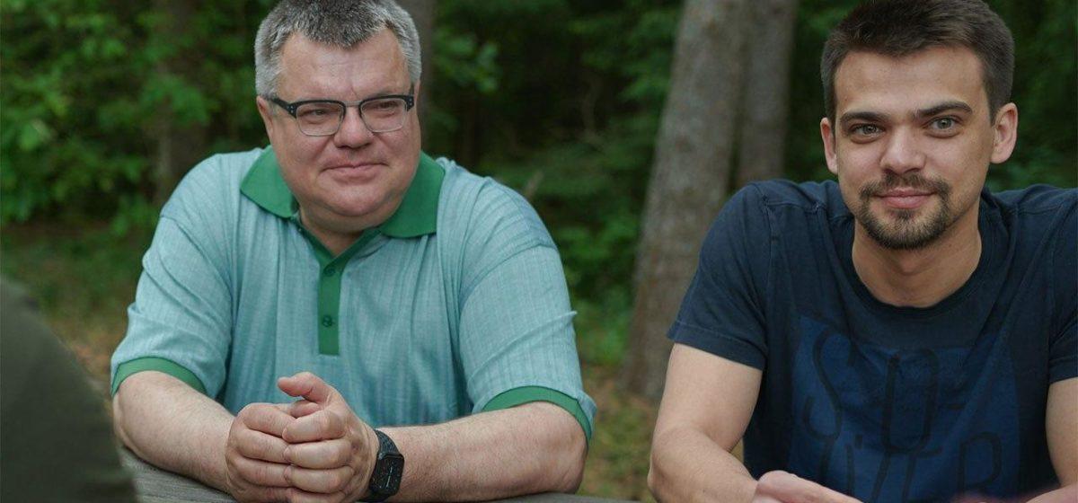 Виктор Бабарико и его сын Эдуард — в СИЗО КГБ