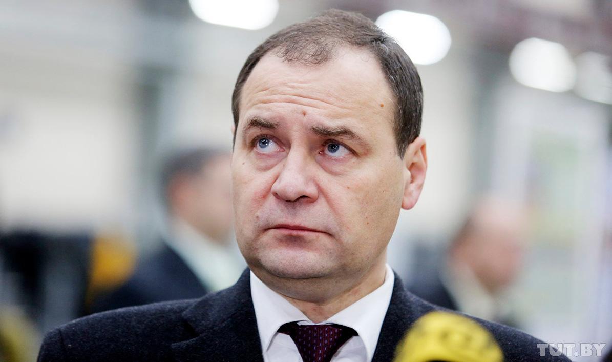 Роман Головченко. Фото: Вадим ЗАМИРОВСКИЙ, TUT.BY