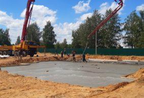 Новые 11-этажки начинают строить в Барановичах