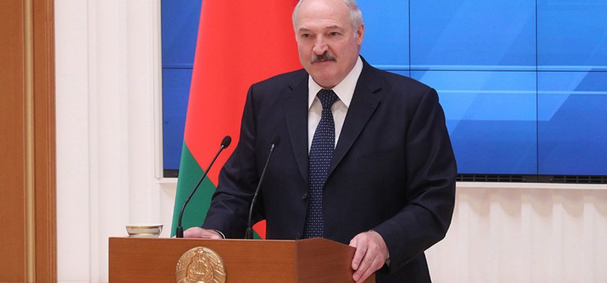 Лукашенко рассказал, какие передачи он смотрит на белорусском телевидении