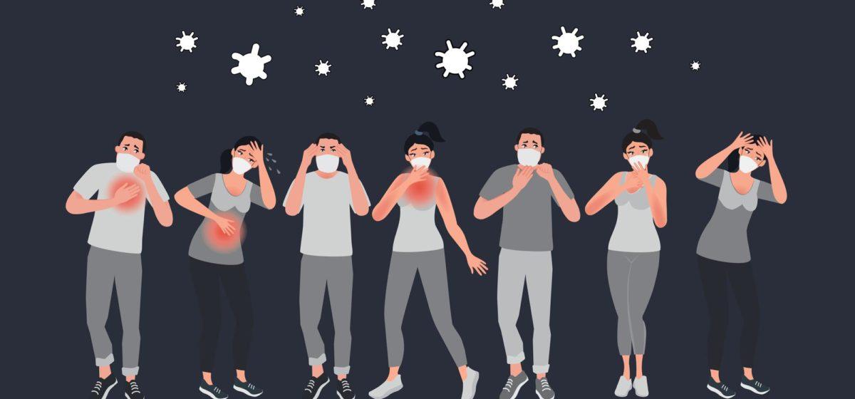 Пневмония — только начало. Какие осложнения остаются после того, как переболел коронавирусом
