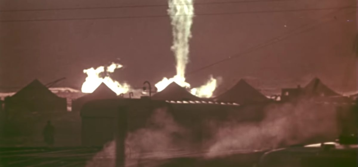 Как в СССР взорвали ядерную бомбу, чтобы потушить пожар, с которым боролись три года. Видео