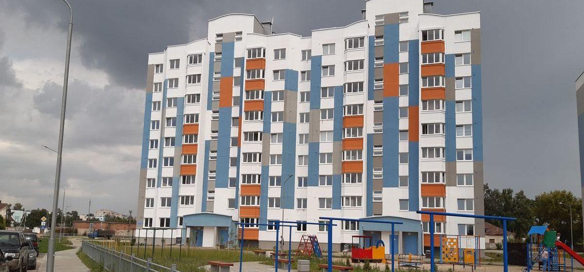 Где в Барановичах строят новые многоэтажки. Фото