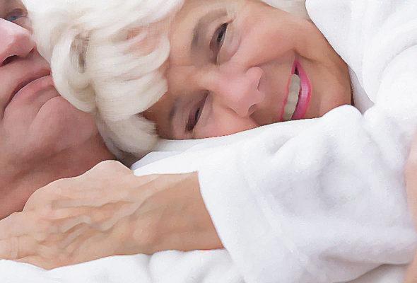 Мне хочется секса, а муж-пенсионер охладел к интиму
