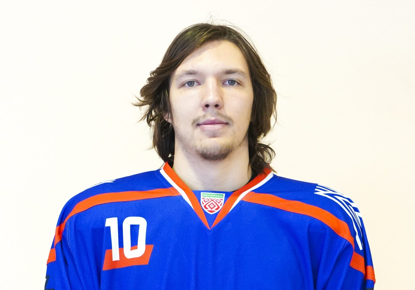 Максим Налётов. Фото: страница ХК «Локомотив» (Орша) во «ВКонтакте»
