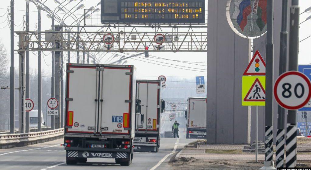 Российские пограничники начали заносить белорусов в компьютерную базу, поступило распоряжение ФСБ