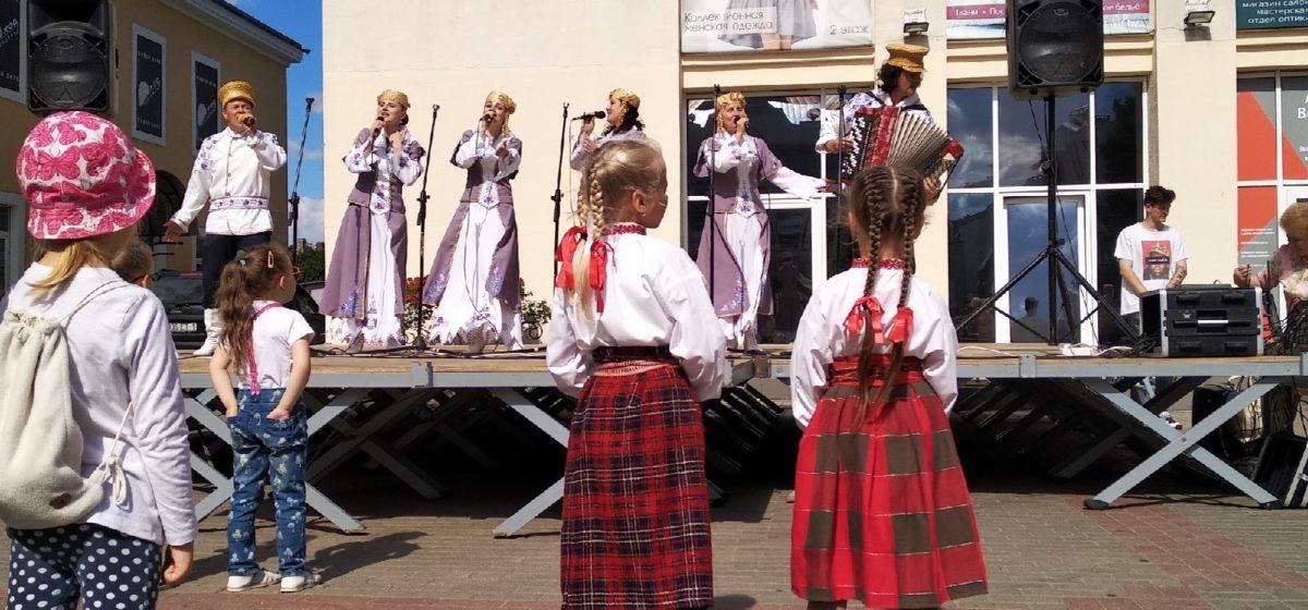 Живая музыка и танцы. В Барановичах пройдет музыкальный выходной возле «Радуги»