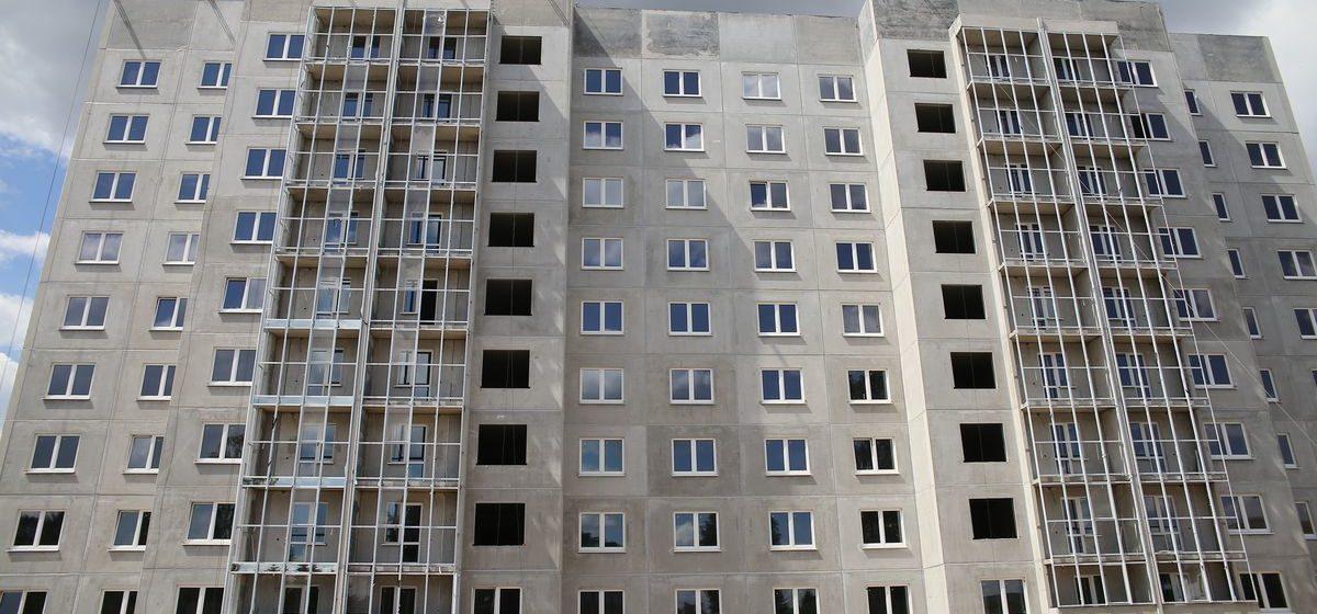 Сколько жилья построили в Барановичах