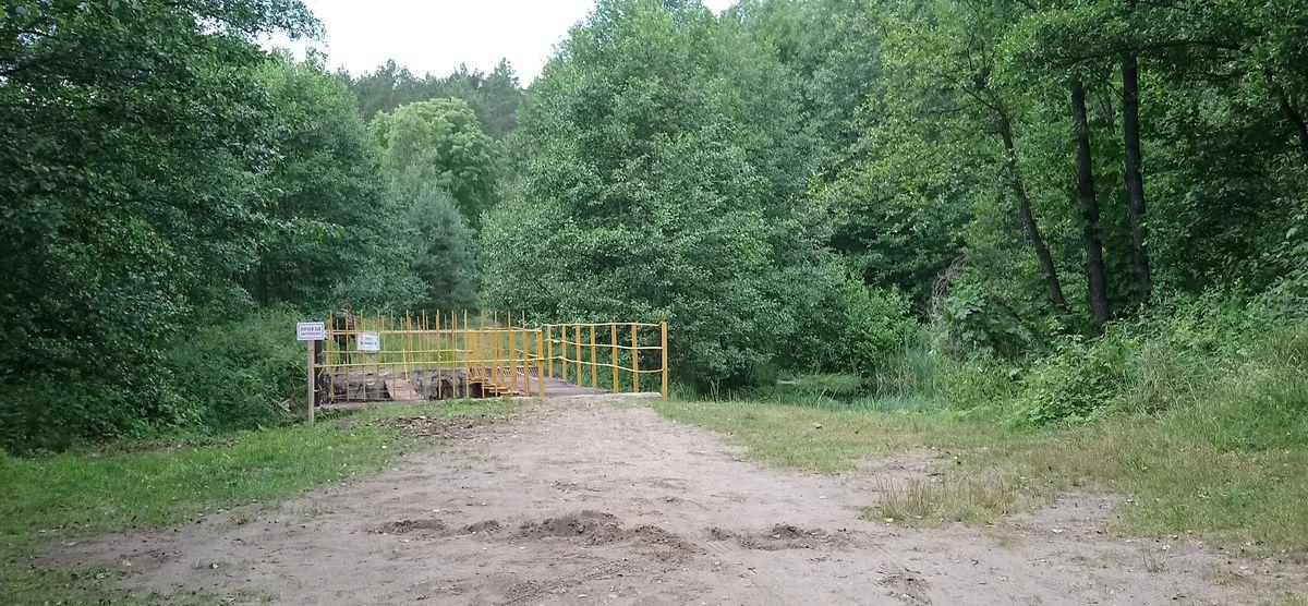 Как изменился мост в деревне Ягодная Барановичского района, на состояние которого жаловались люди