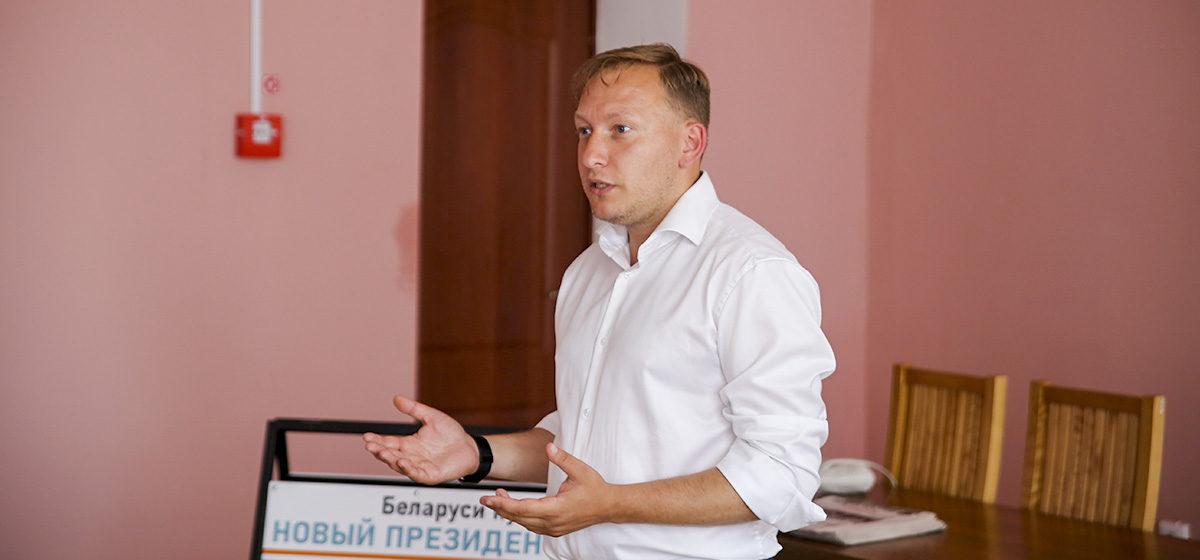 Еще один кандидат в президенты Беларуси заявил, что ему угрожают