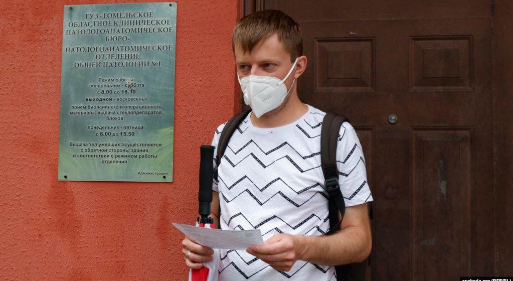 Житель Гомеля добился, чтобы причиной смерти отца написали пневмонию и коронавирус, а не онкологию