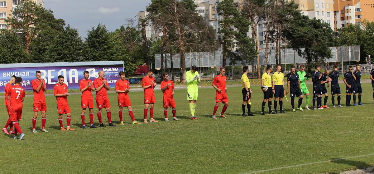 Какое место занял ФК «Барановичи» по итогам первого круга?