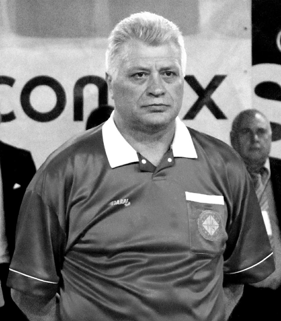 Георгий Решетник.