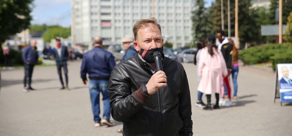 Один из кандидатов в президенты приедет в Барановичи
