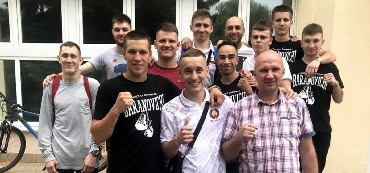 Какие медали завоевали барановичские боксеры на Кубке Беларуси?