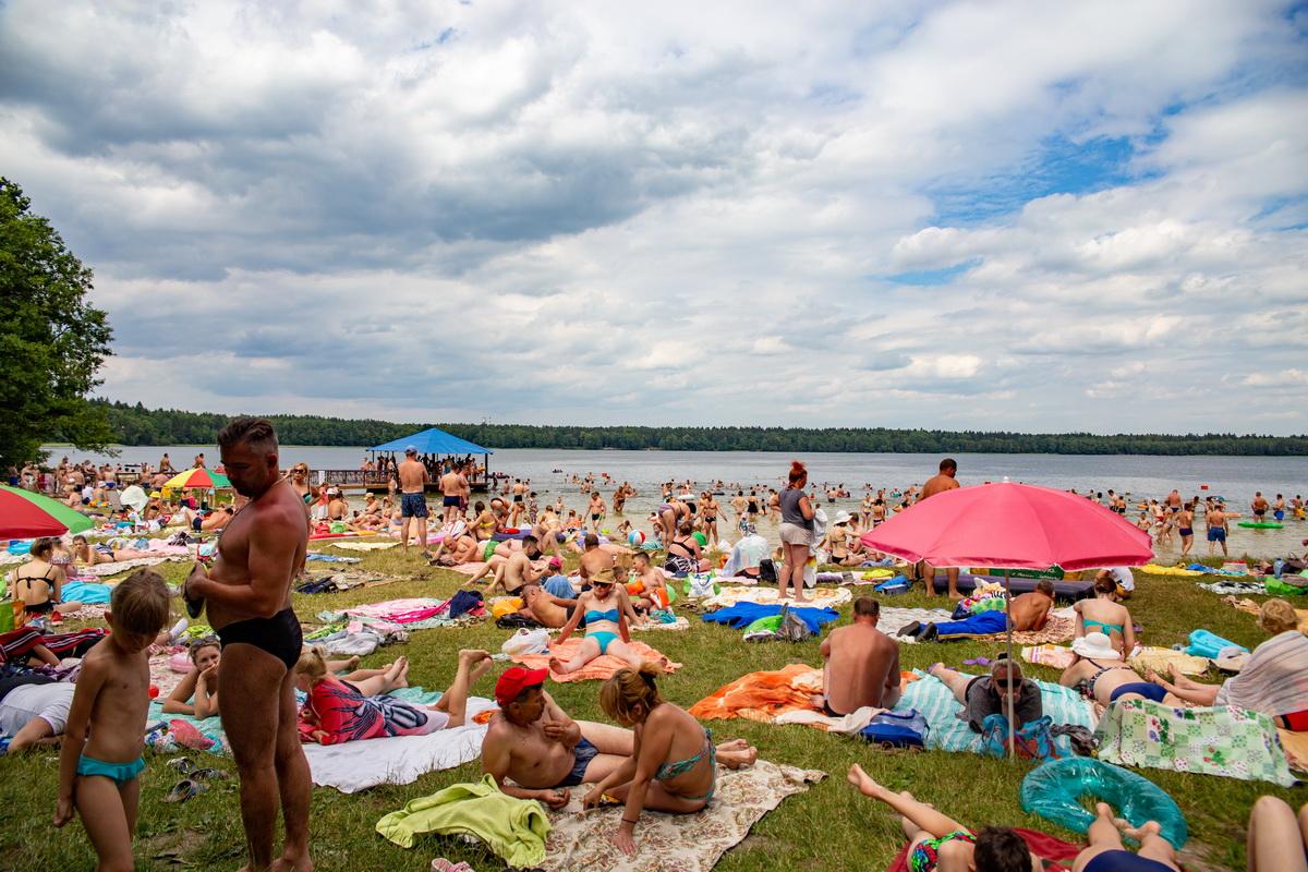 Озеро Свитязь. Фото: Андрей БОЛКО