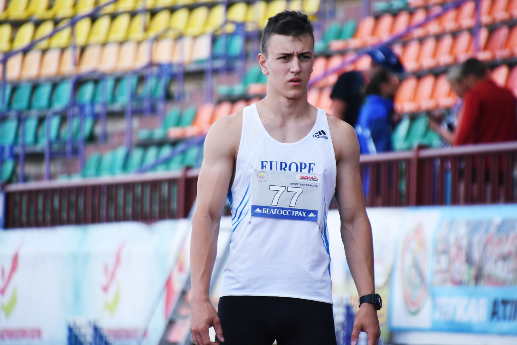 Станислав Любич. Фото: СДЮШОР №2
