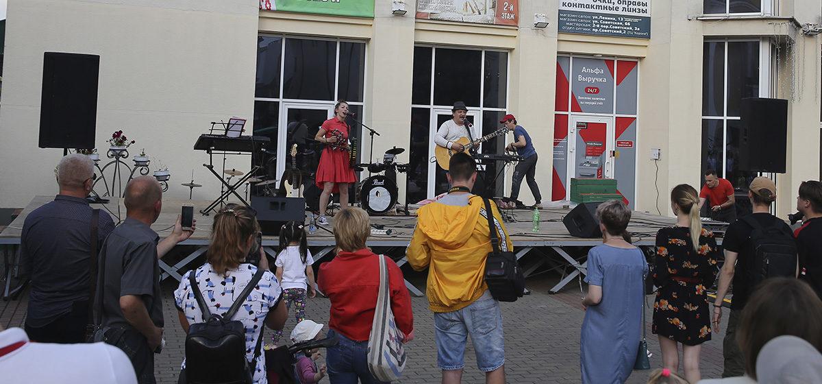 «Music Weekend» в Барановичах: как это было. Фото, видео
