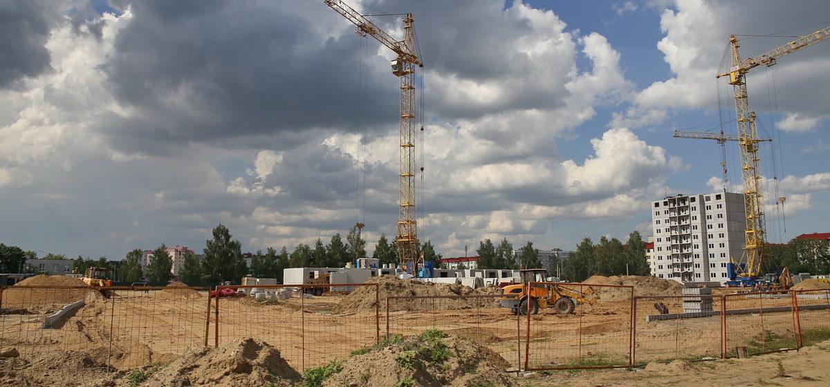 Что построят на улице Профессиональной в Барановичах
