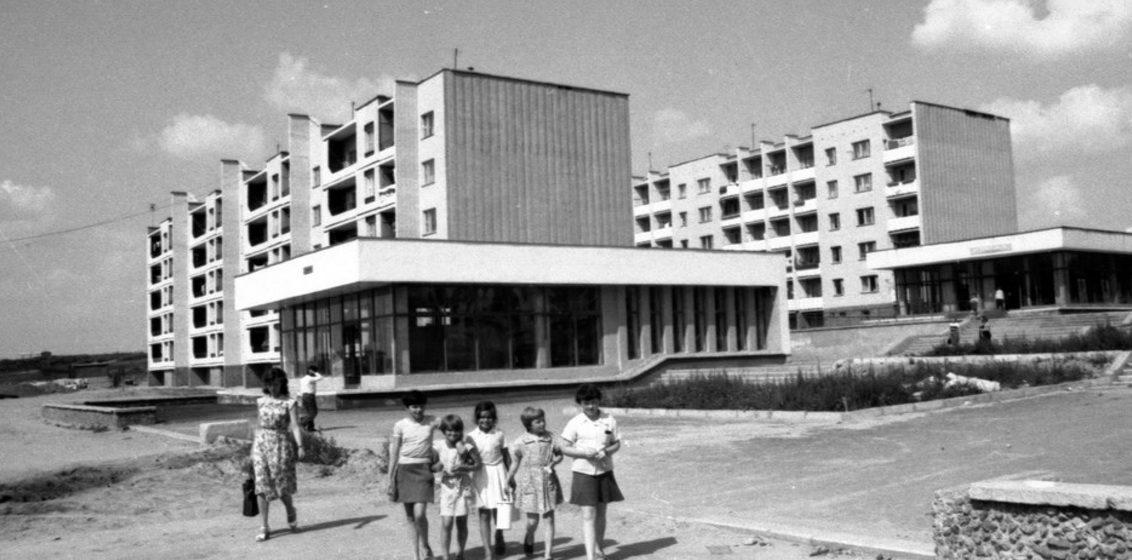 Известные магазины Барановичей: как они выглядели 20 лет назад и как смотрятся сейчас