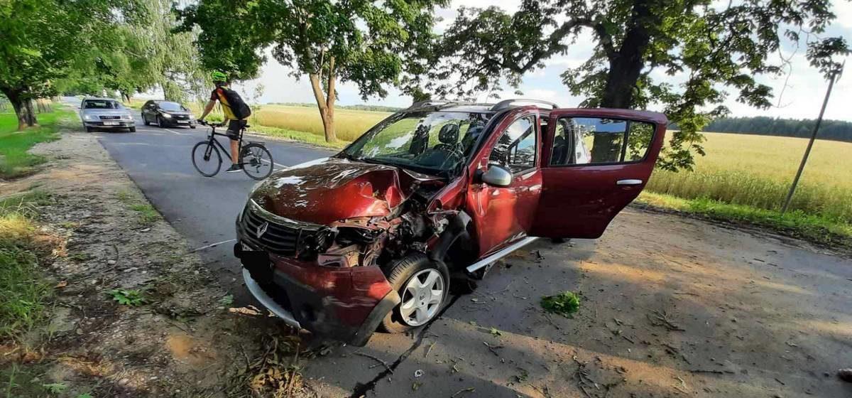 Три аварии за день произошло в Ляховичском районе. Фото