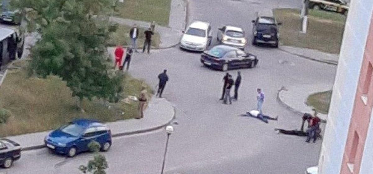 Массовая драка криминальных авторитетов в Лиде. Милиция задержала 32 человека с ножами и топором