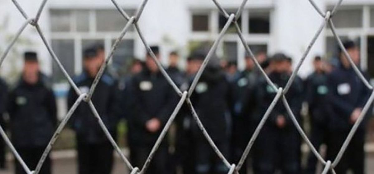 Стало известно, какое место в Европе занимает Беларусь по числу заключенных