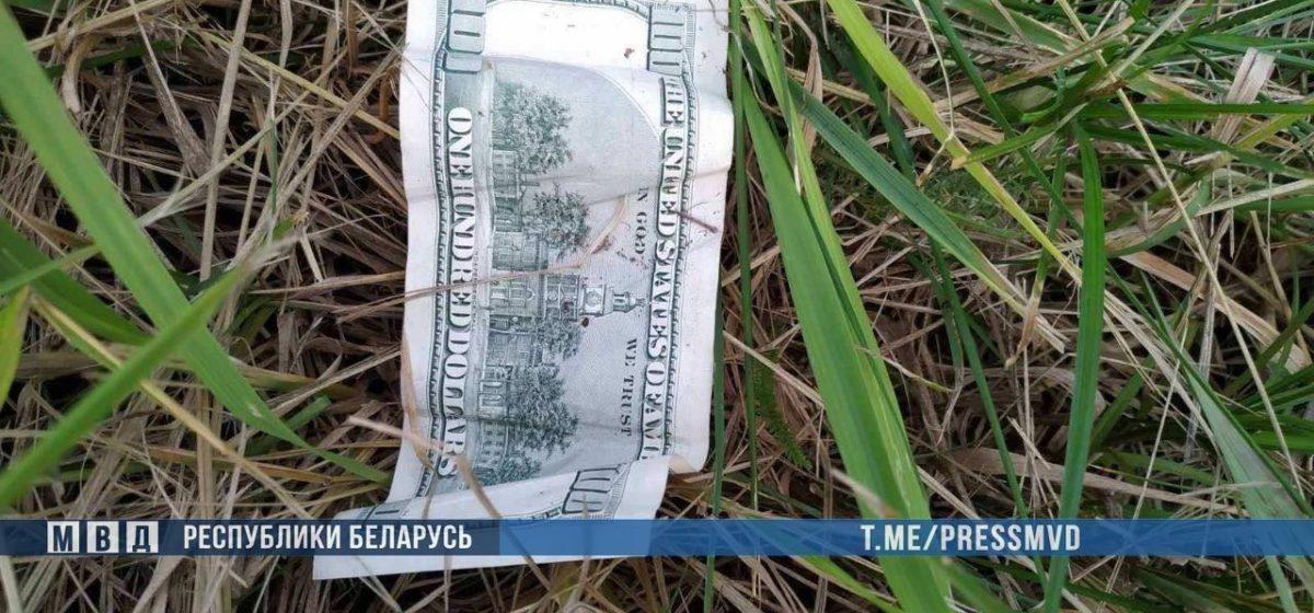 Несколько экипажей ГАИ преследовали двух мужчин, которые обокрали квартиру в Барановичах. Видео