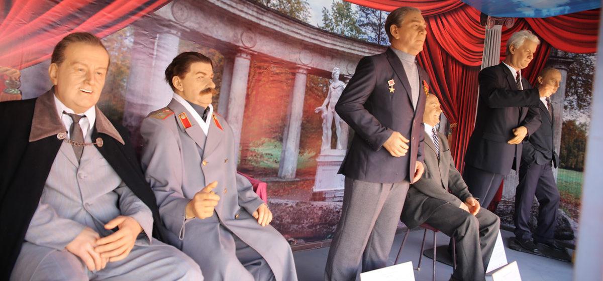 Уникальная выставка восковых фигур и парк аттракционов «Империя» приглашает жителей и гостей Барановичей*